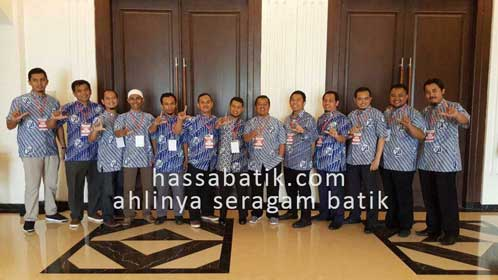 seragam batik kantor penjahit konveksi jasa jahit produsen di jogja