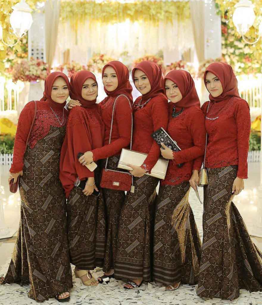 Seragam Batik Keluarga  10+ Model Tips Dan Harga Lengkap  Hassa