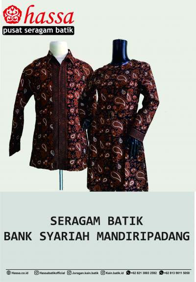 Tempat Konveksi Seragam Batik Logo Perusahaan  Kab. Belu
