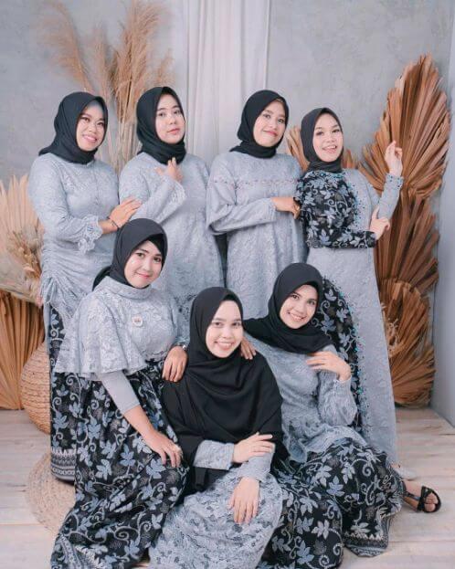 Seragam Batik Keluarga